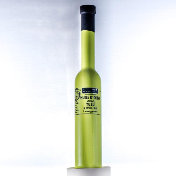 huile olive yuzu