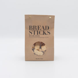 Bread stick graines de sesame 1