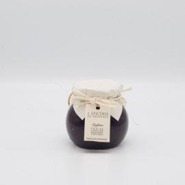 Confiture «fraise coquine» fraises petits fruits rouges 1