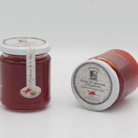 Gelée de piments d'Espelette 1