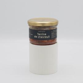 Terrine de chevreuil 1